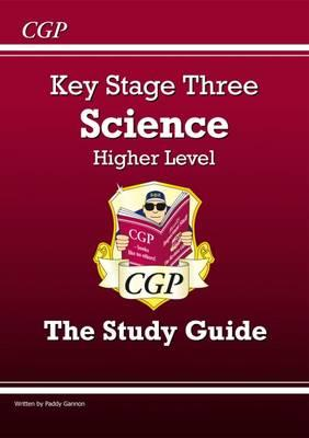 KS3 Science Study Guide (With Online Edition) - Higher