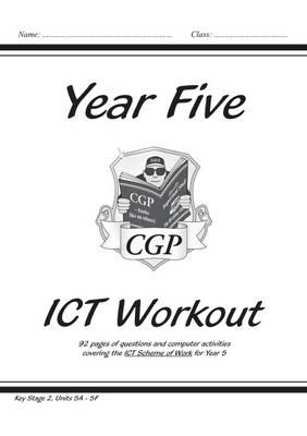 KS2 ICT Workout Book - Year 5