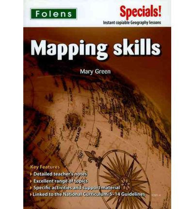 Deutsches Lehrbuch als PDF-Download Secondary Specials!: Geography- Mapping Skills in German PDF ePub