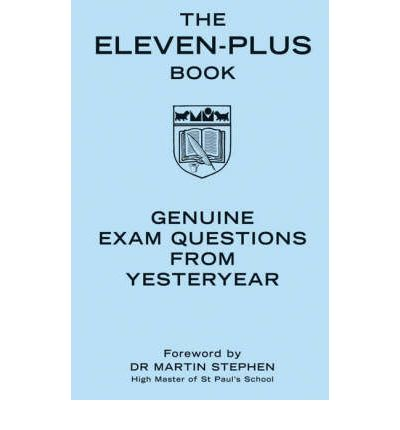 The Eleven-Plus Book