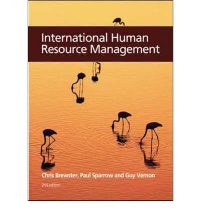international human resources management Find new ideas and classic advice for global leaders from the world's best business and management experts.
