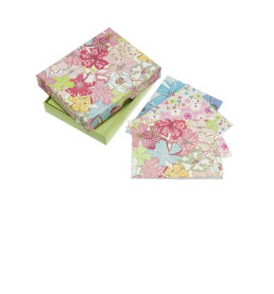 Liberty Spring Florals Notecards