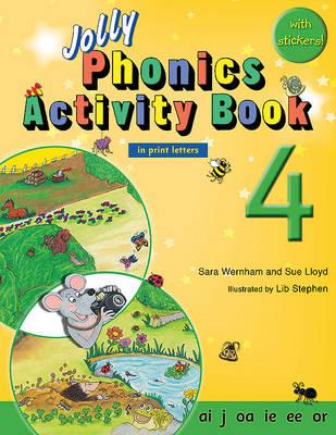 Jolly Phonics Activity: Book 4