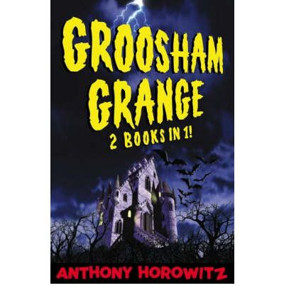 Groosham Grange - 2 Books in 1!