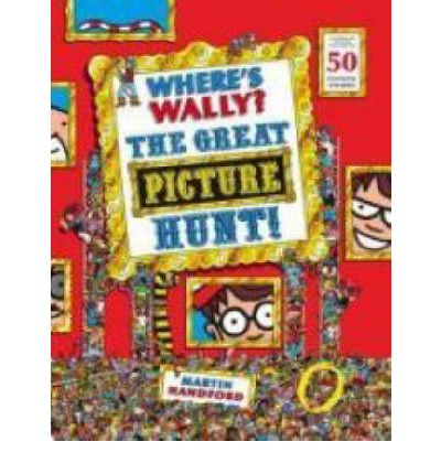 Kostenloses Lehrbuch lädt pdf herunter Wheres Wally? The Great Picture Hunt by Martin Handford PDF