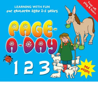 Page-a-Day 123 : Learning with Fun for Children Aged 2-5 Years
