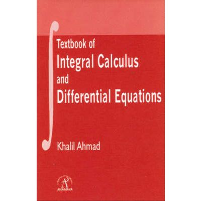 Last ned ebøker pdf format Textbook of Integral Calculus and