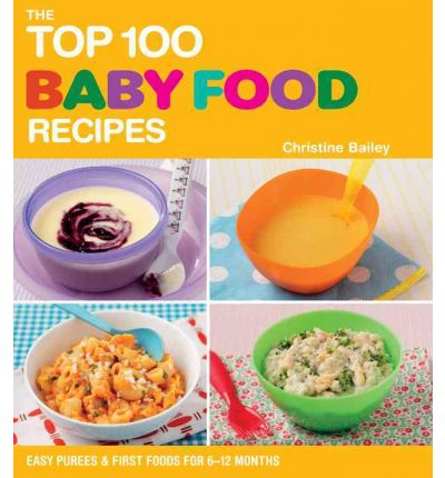 Easy Recipes For Baby Food 6 Months