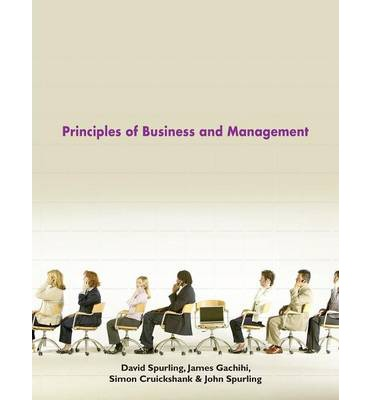 principles of business management papers