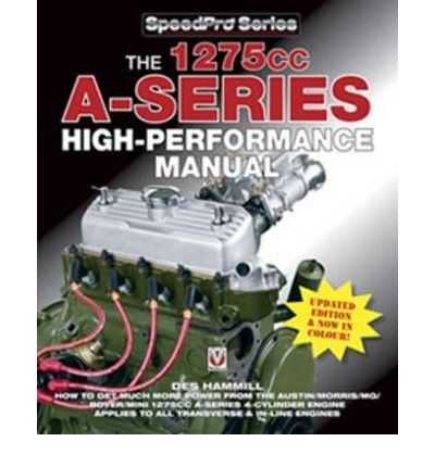 The 1275cc A-series High-performance Manual
