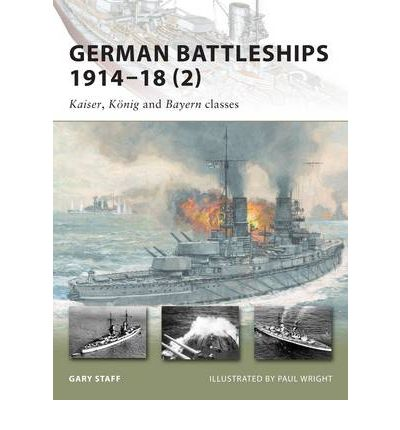German Battleships 1914-18: No. 2