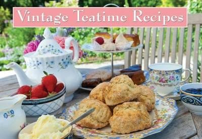 Vintage Teatime Recipes
