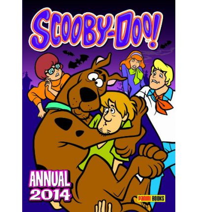 Scooby-Doo Annual 2014