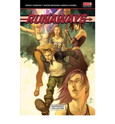 Runaways Quadrilogy Collectors' Slipcase