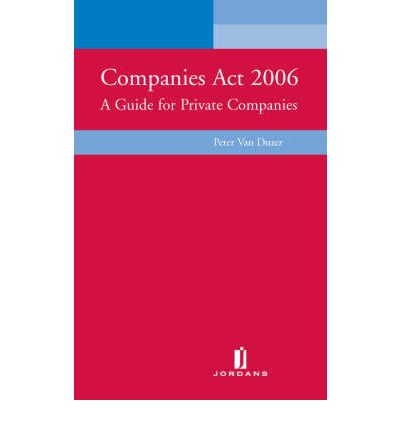 companies act 2006 1 slaughter and may this document summarises and comments on certain provisions of the companies act 2006 (ca 2006) some of the provisions described below are not yet in force.