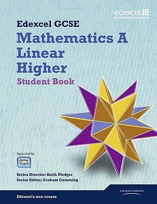 GCSE Mathematics Edexcel 2010: Spec A Higher Student Book