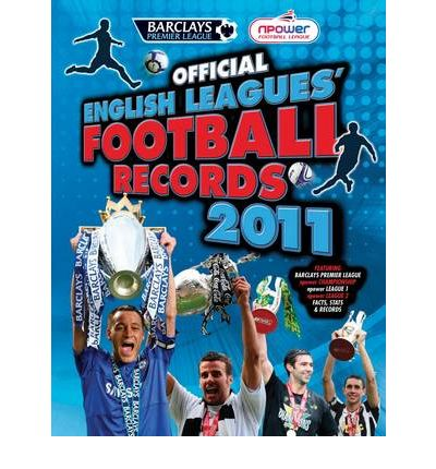 Official English League Football Records 2010/11 2010/11