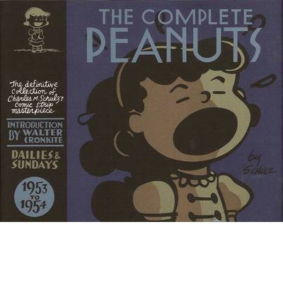 The Complete Peanuts 1953 - 1954: Volume 2