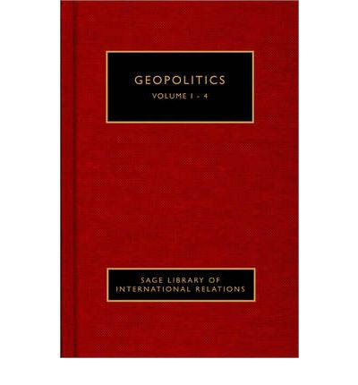 geopolitics and international affairs Buy prisoners of geography:  a reminder of the salience of geography in international affairs  an introduction to geopolitics and geo-strategy.