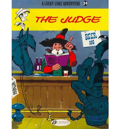 Lucky Luke: Judge v. 24