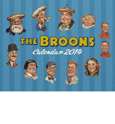The Broons Calendar 2014