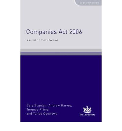 What is the Companies Act 2006?