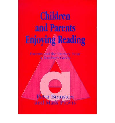 Children and Parents Enjoying Reading