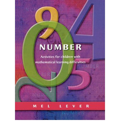 Number : Activities for Children with Mathematical Learning Difficulties