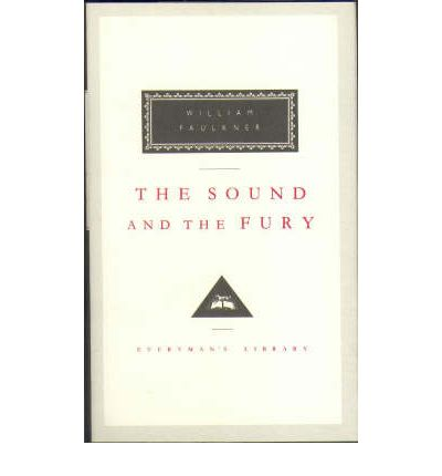 William Faulkner The Sound And The Fury Pdf