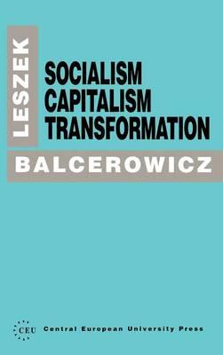 transformation of capitalism essay The archaeology of capitalism there are three 5-page essay assignments due over the course of the at its center was the transformation of colonial merchant.