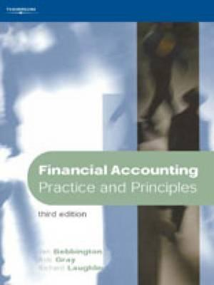 financial accounting theory and practice essay Busn3001 accounting theory accounting practice regulation of financial accounting – history and current issues.