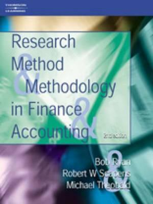 Research Methodology in Accounting Essay Sample
