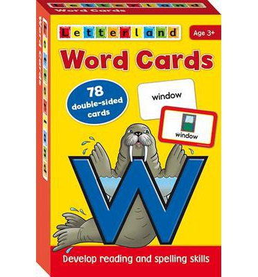 Word Cards : Mini Vocabulary Cards