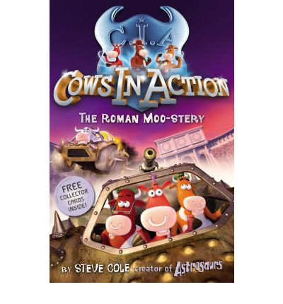 Downloads kostenlose E-Books Cows in Action 3: The Roman Moo-stery 1862301913 by Steve Cole PDF DJVU FB2