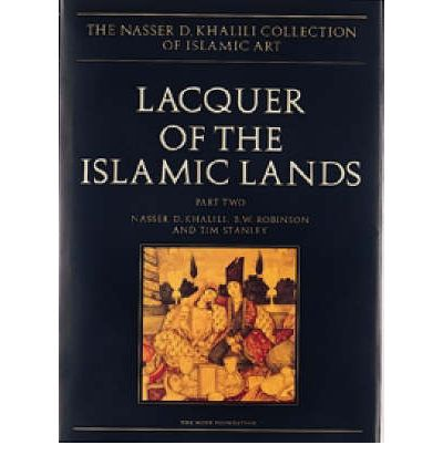 Lacquer of the Islamic Lands: Pt. 2