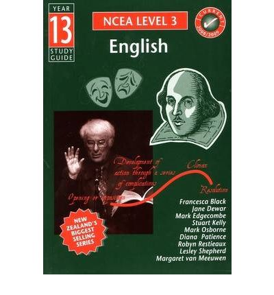 Year 13 NCEA English Study Guide