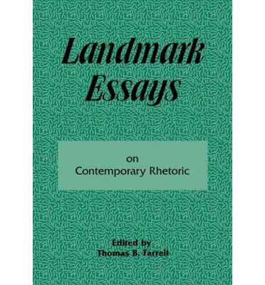 landmark essays on rhetoric of science Landmark essays on rhetorical genre studies by carolyn r miller (isbn:9781138047709) for $126 - compare prices of 1338937 products in books from 505 online stores in australia.