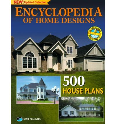 encyclopedia of home plans 500 house plans volume 1