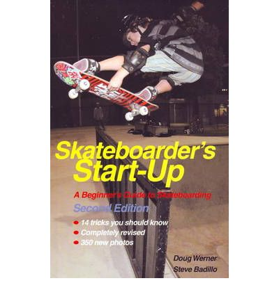 Skateboarder's Start-Up