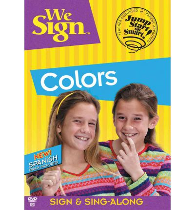 We Sign Colors