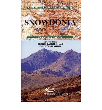 Classic glacial and post glacial landforms of snowdonia