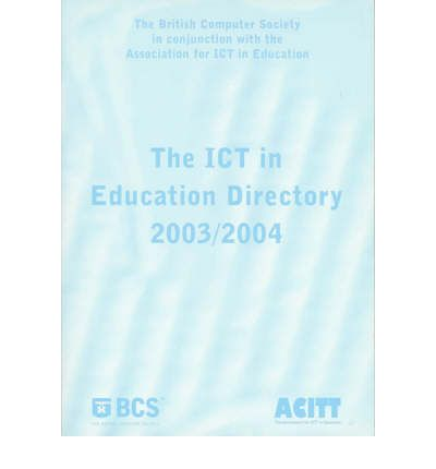 The ICT in Education Directory, 2003/4 2003/4
