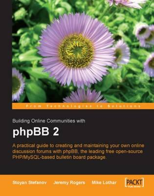 Building Online Communities with phpBB