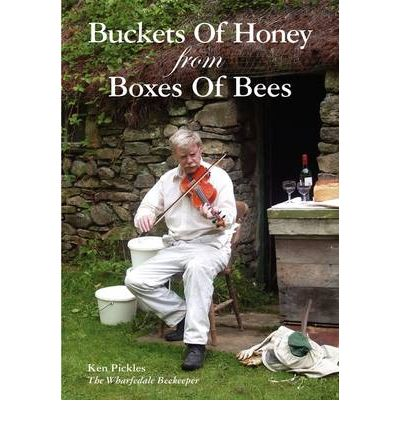 Buckets of Honey from Boxes of Bees