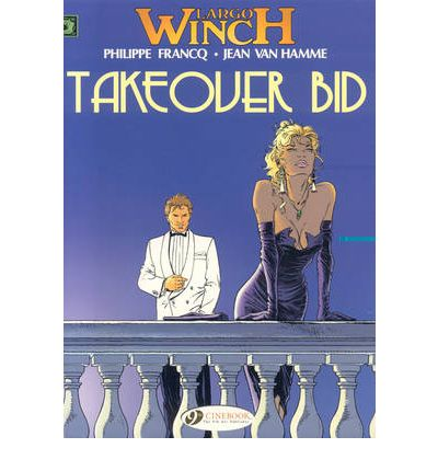 Largo Winch: Takeover Bid v. 2