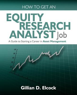 how to become an equity analyst