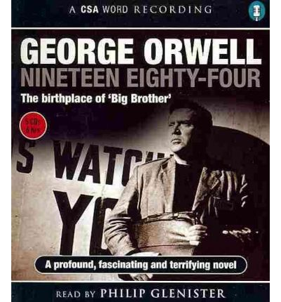 the weakness of big brother in 1984 by george orwell Orwell's big brother is watching was not about fear of new technology orwell would say we are missing 1984's warning i'm sure george orwell didn't write 1984 with the intention of it being used to demonize technology.