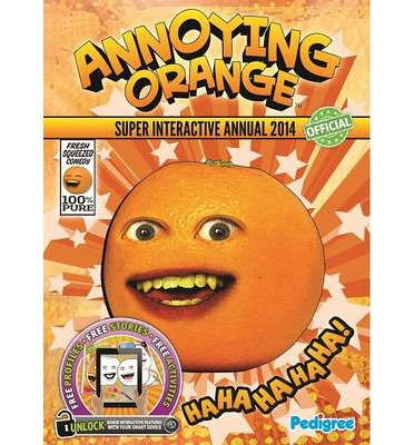 Annoying Orange Super Interactive Annual 2014