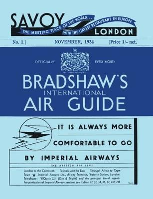 Bradshaw's International Air Guide, 1934