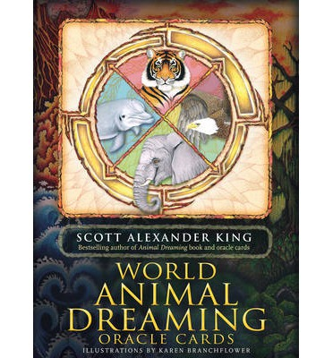World Animal Dreaming Cards : Oracle Cards